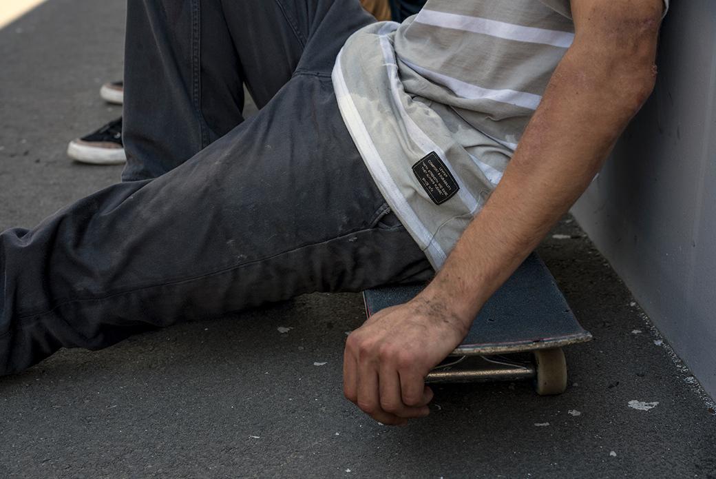 Levi's Skateboarding: история новозеландского скейтпарка