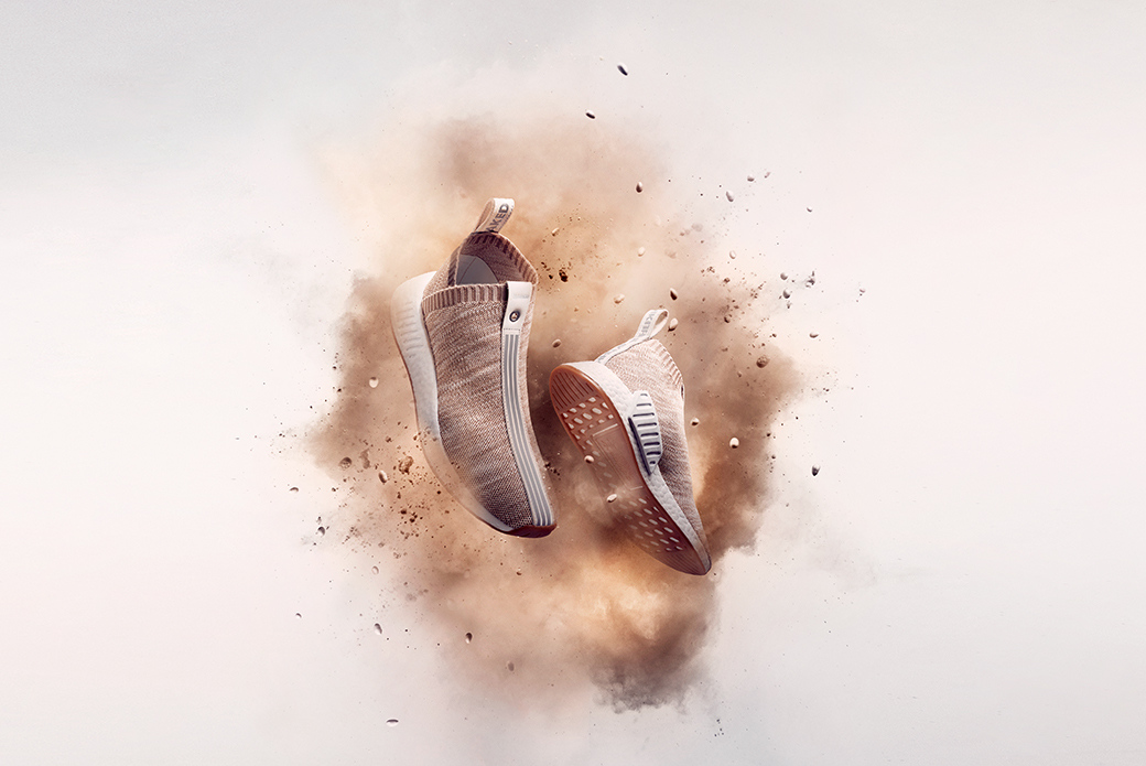 adidas Consortium × Kith × Naked NMD City Sock 2: за пределами отличий