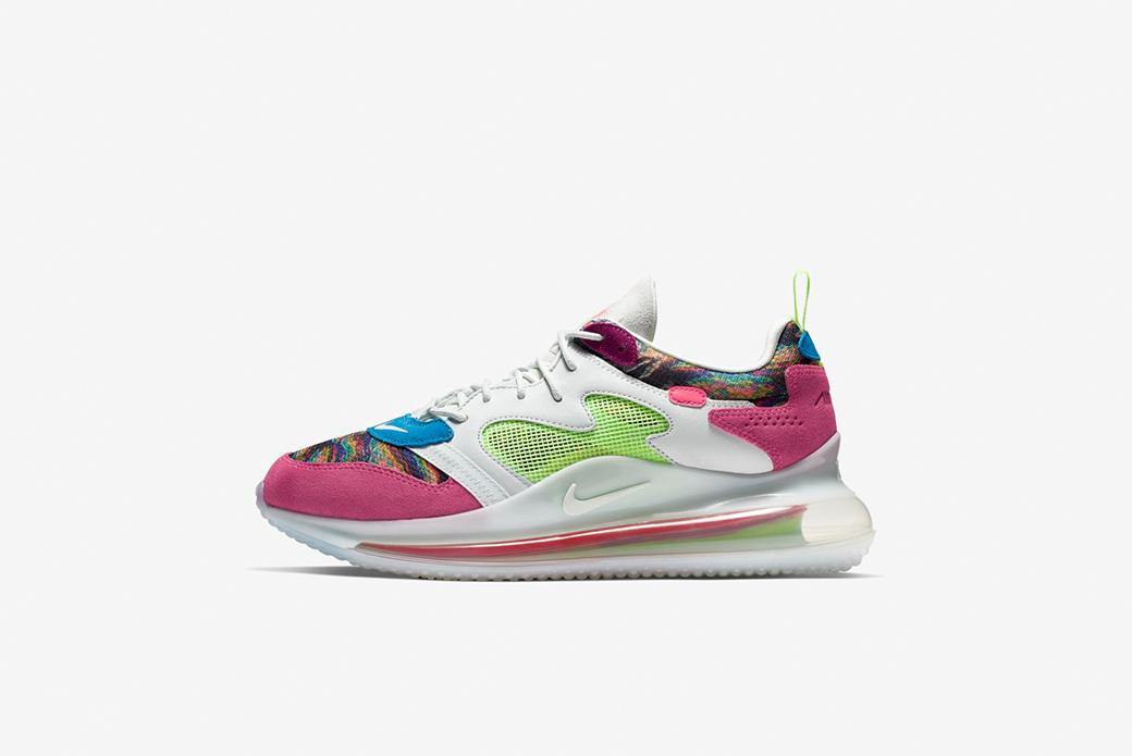 Nike × Odell Beckham Jr. Air Max 720: без лимитов