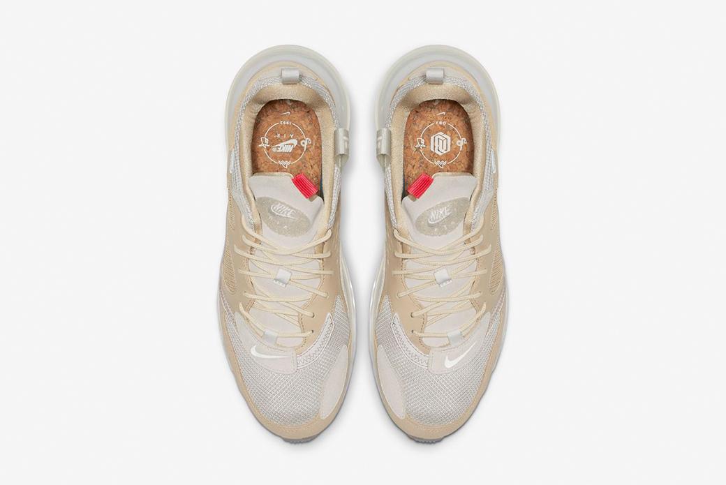 Nike × Odell Beckham Jr. Air Max 720: песчаные дюны