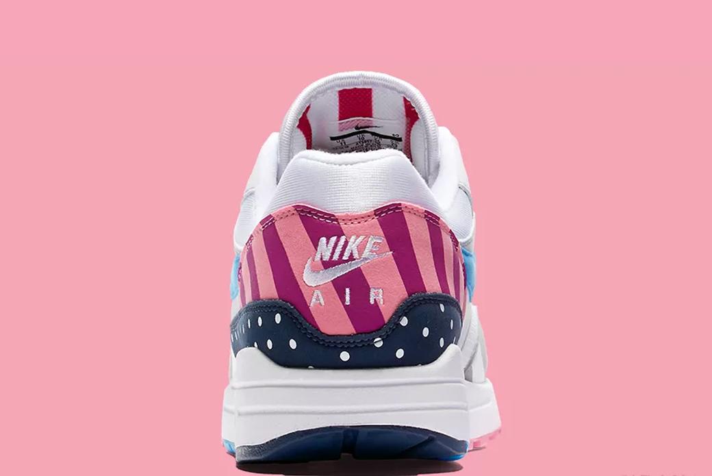 Nike × Parra: абстрактный пейзаж