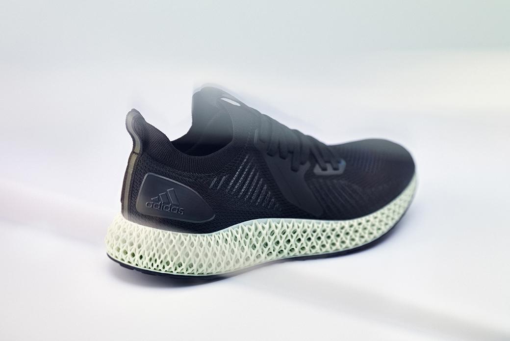 adidas Alphaedge 4D: новая версия