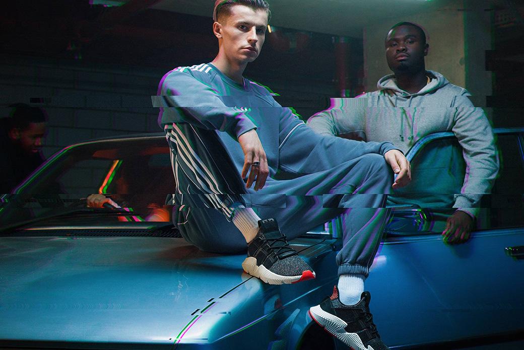 adidas Originals Prophere: новейший силуэт