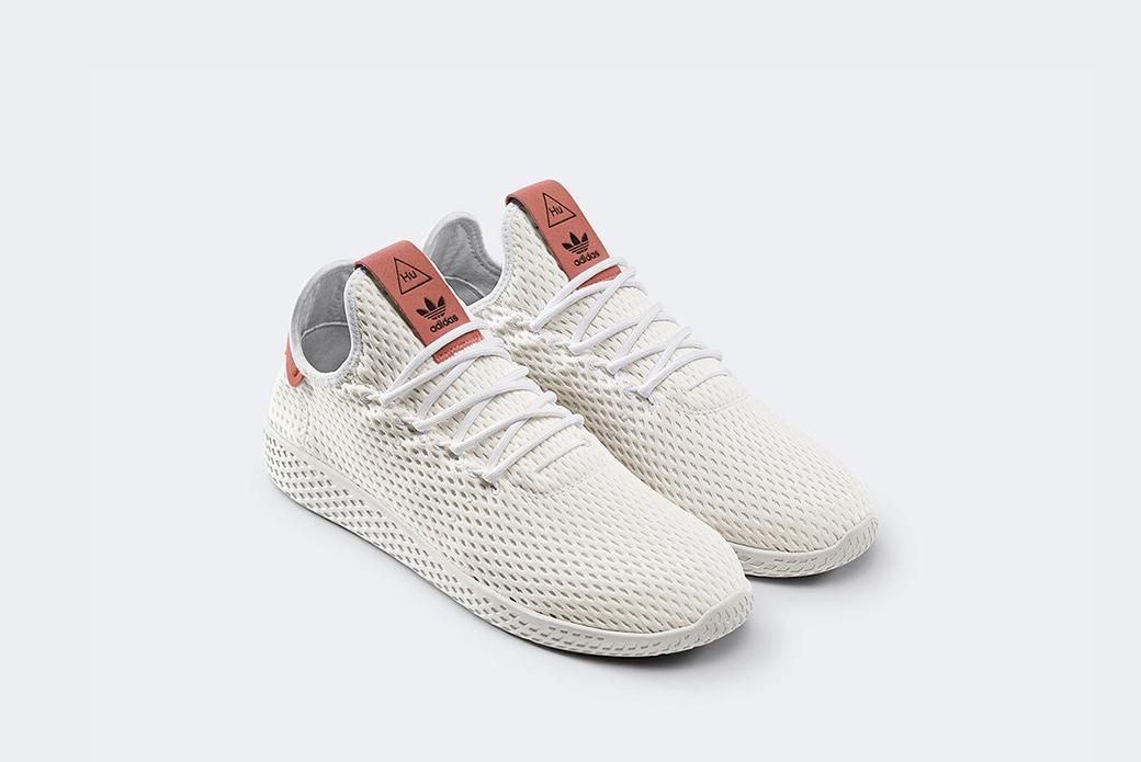 adidas × Pharrell Williams Tennis Hu: пастель
