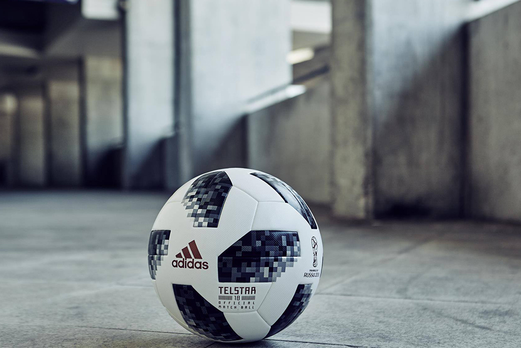 adidas Telstar 18: главный мяч этого лета