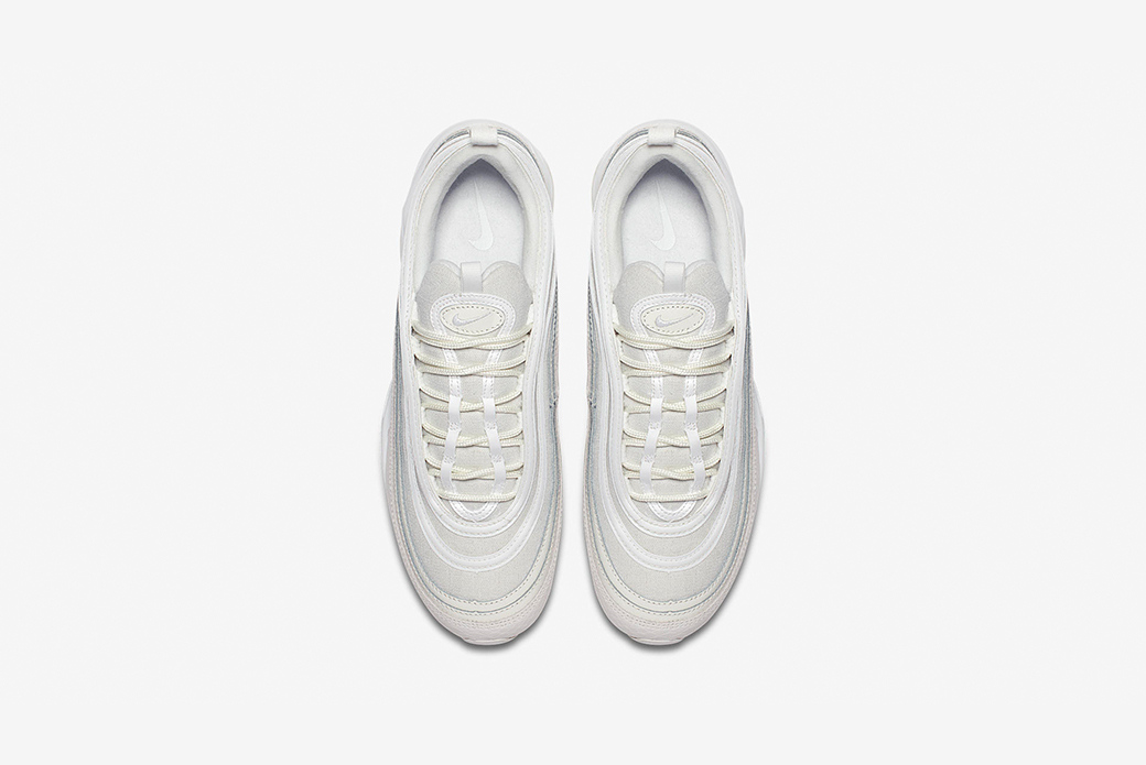 Nike Air Max 97 Summit White: экзотичный подход