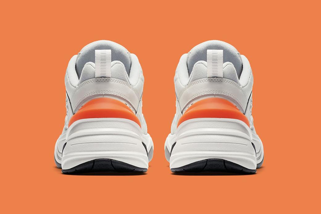 Nike M2K Tekno: преображение монарха