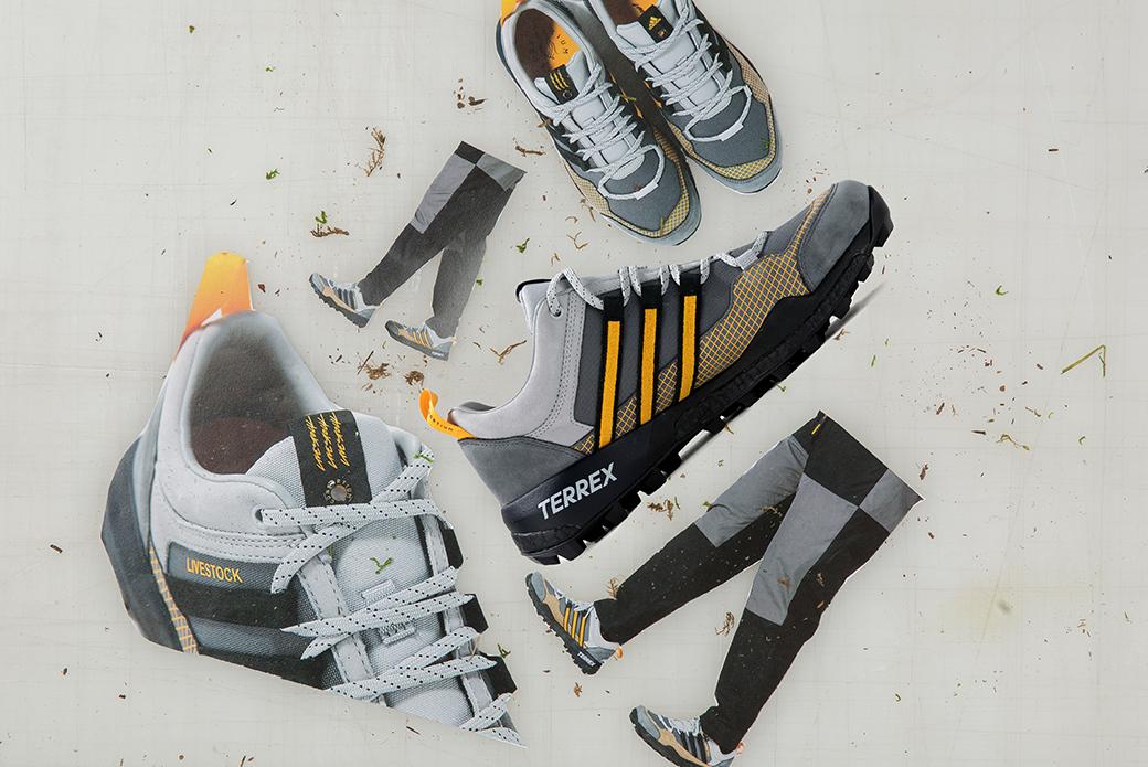 adidas Consortium × Livestock: готовы к непогоде