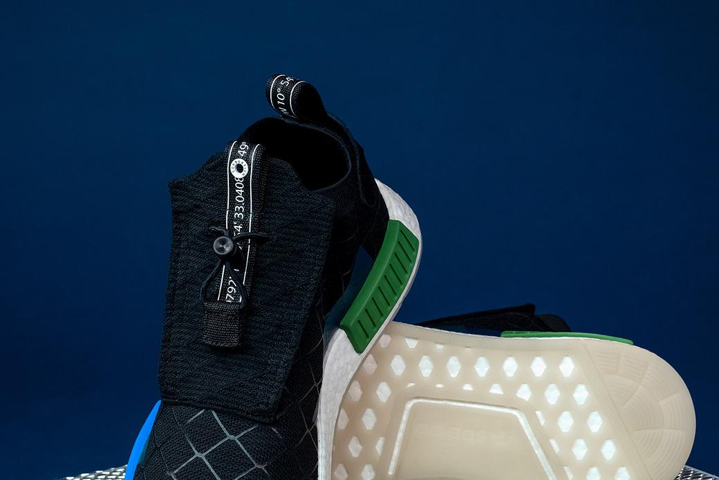adidas Consortium × Mita: клетки и координаты
