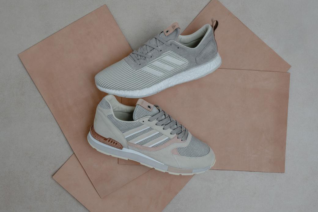 adidas Consortium × Solebox Italian Leathers Pack: высшая планка