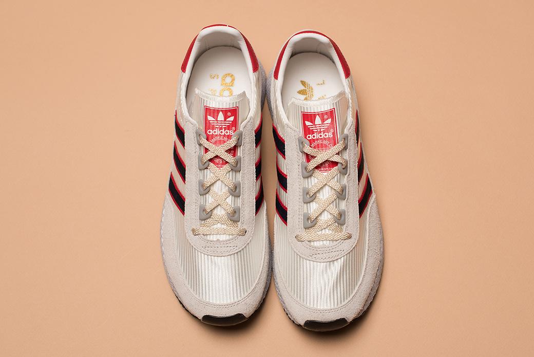 adidas SPEZIAL: атрибуты рейва