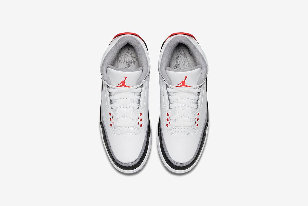 Air Jordan 3 'Tinker': как было задумано