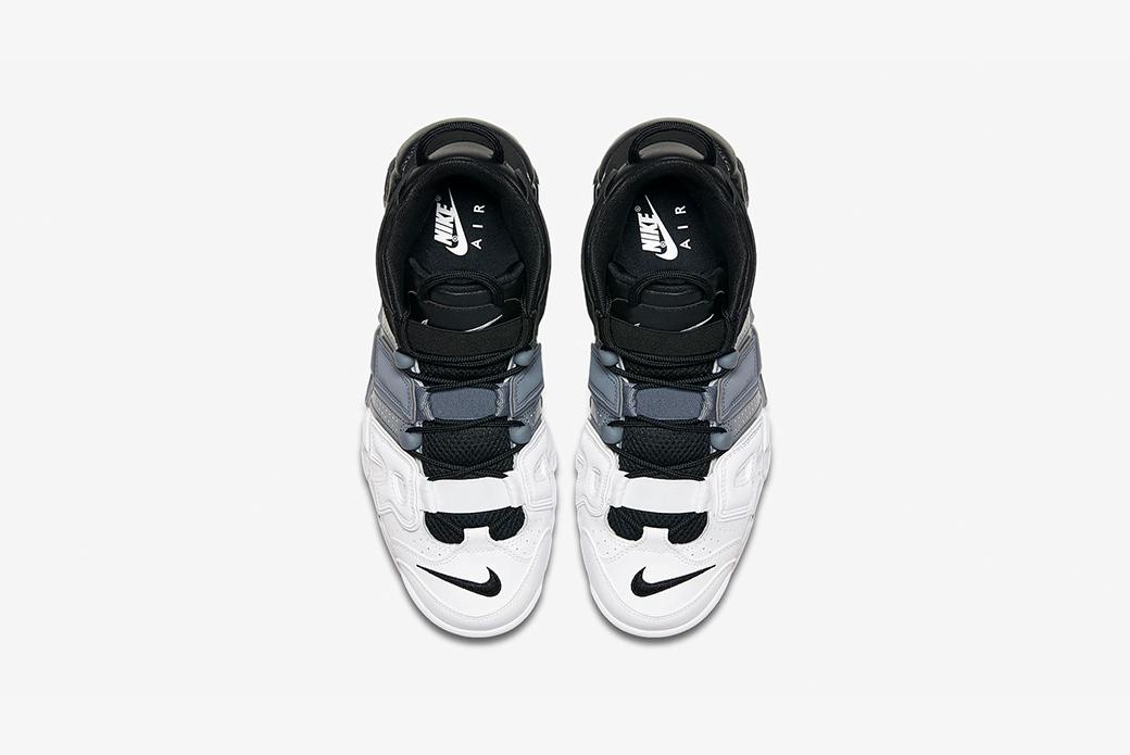 Nike Air More Uptempo '96 Tri-Color: приглушённая яркость