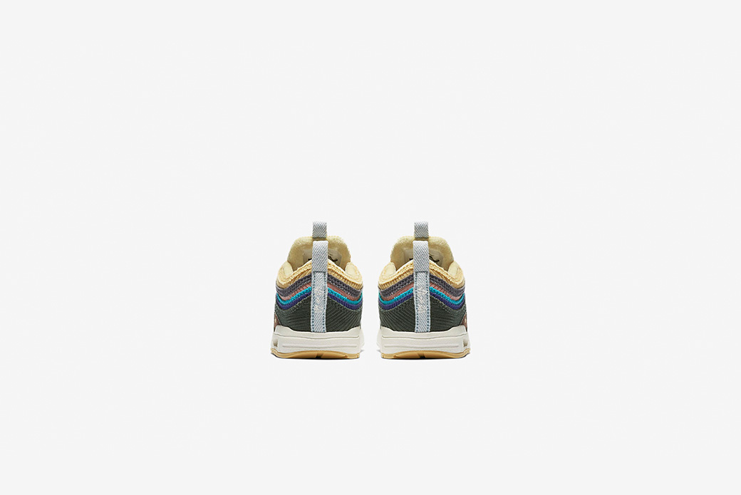 Nike × Sean Wotherspoon Air Max 1/97: детская версия