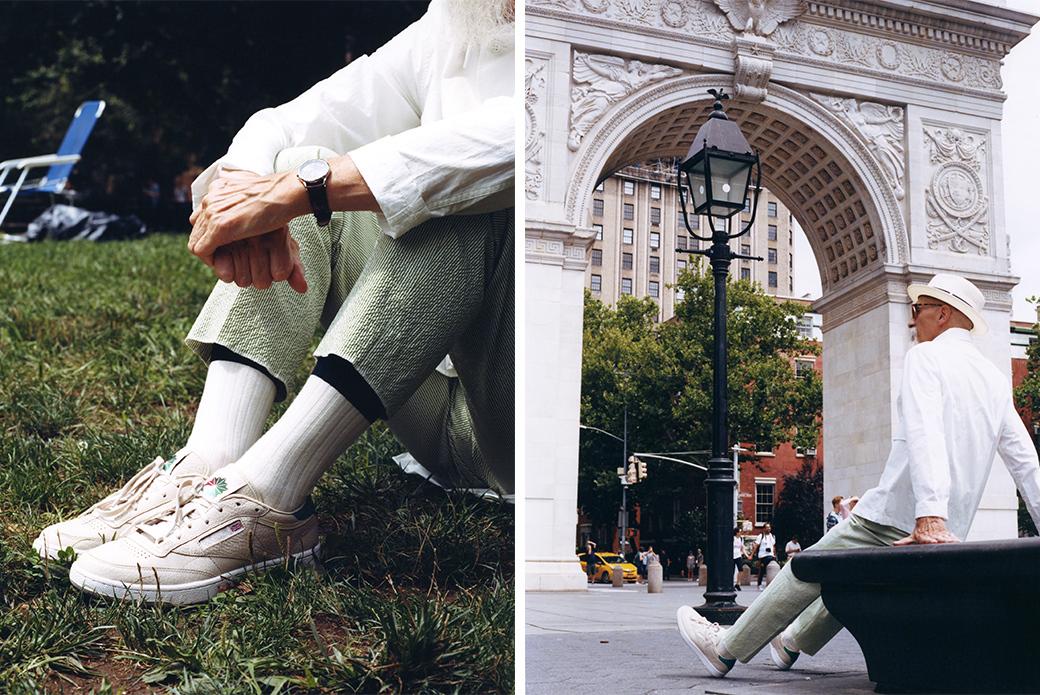 Reebok × Packer Shoes Club C 85: премиальность для каждого