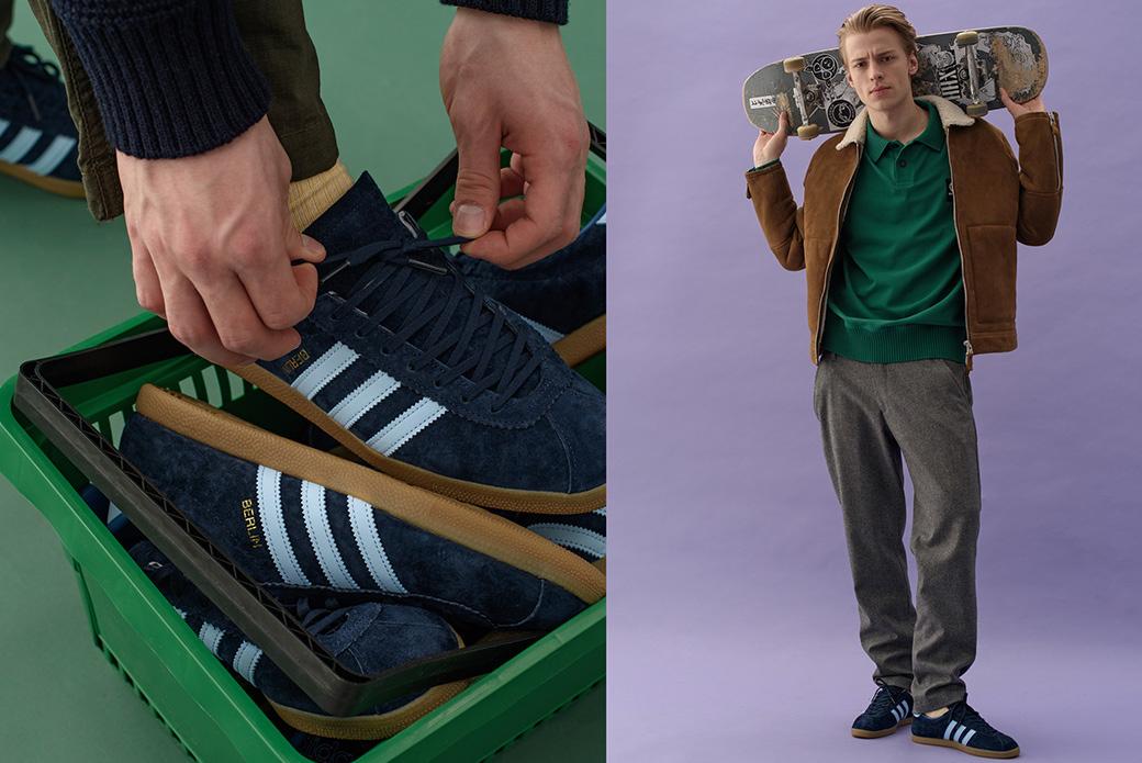 adidas Originals Berlin: триумфальное возвращение