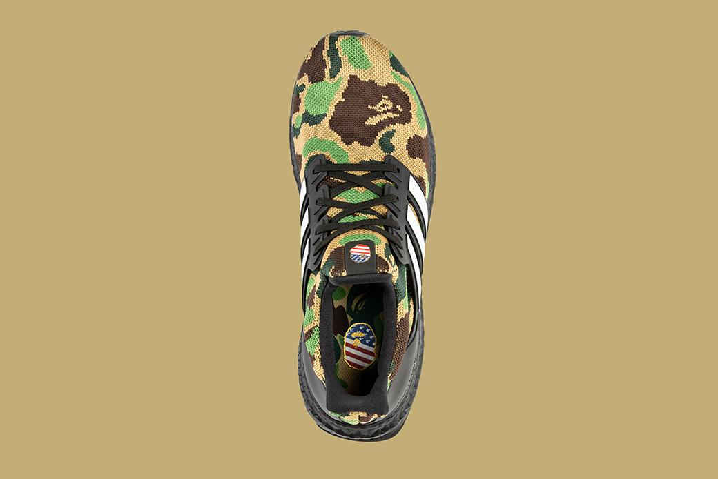 adidas × BAPE Superbowl SS19: решающая игра