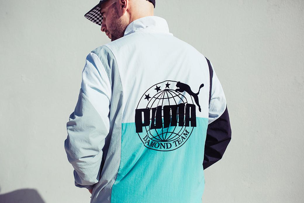 PUMA × Diamond Supply Co.: архивы скейт-культуры