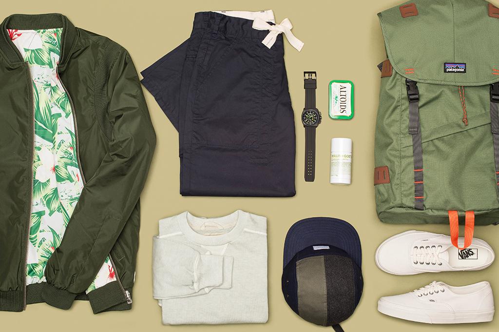 Шесть комплектов одежды с часами Luminox