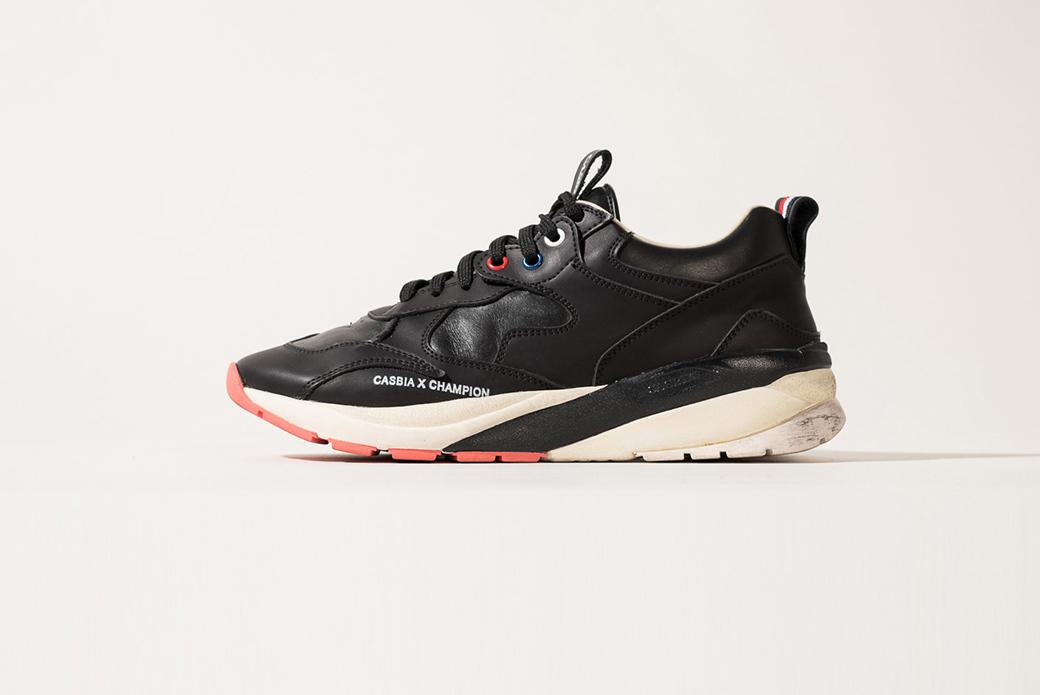 Casbia: кроссовки по-новому