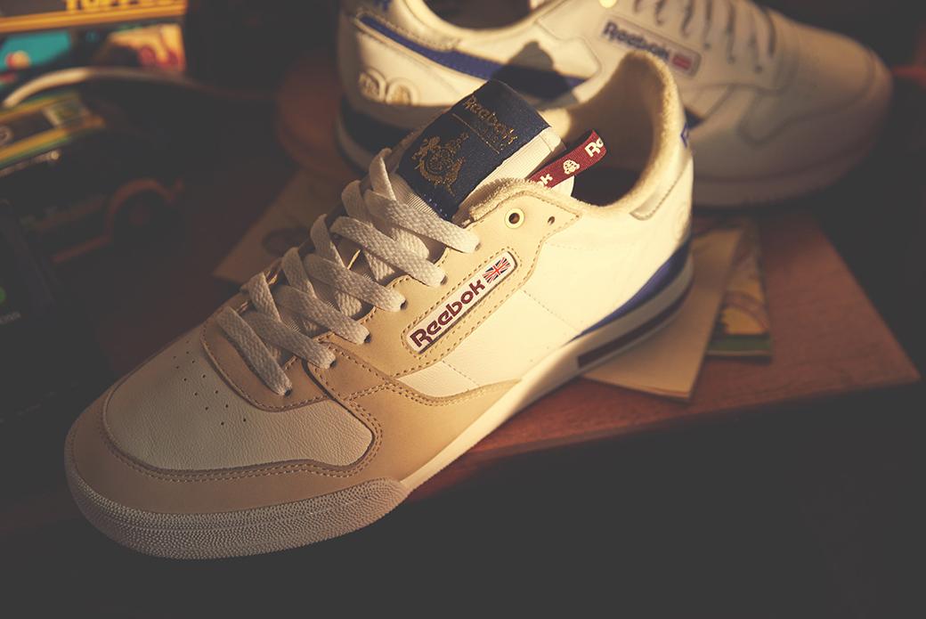 Reebok × Highs & Lows × Footpatrol: общая юность
