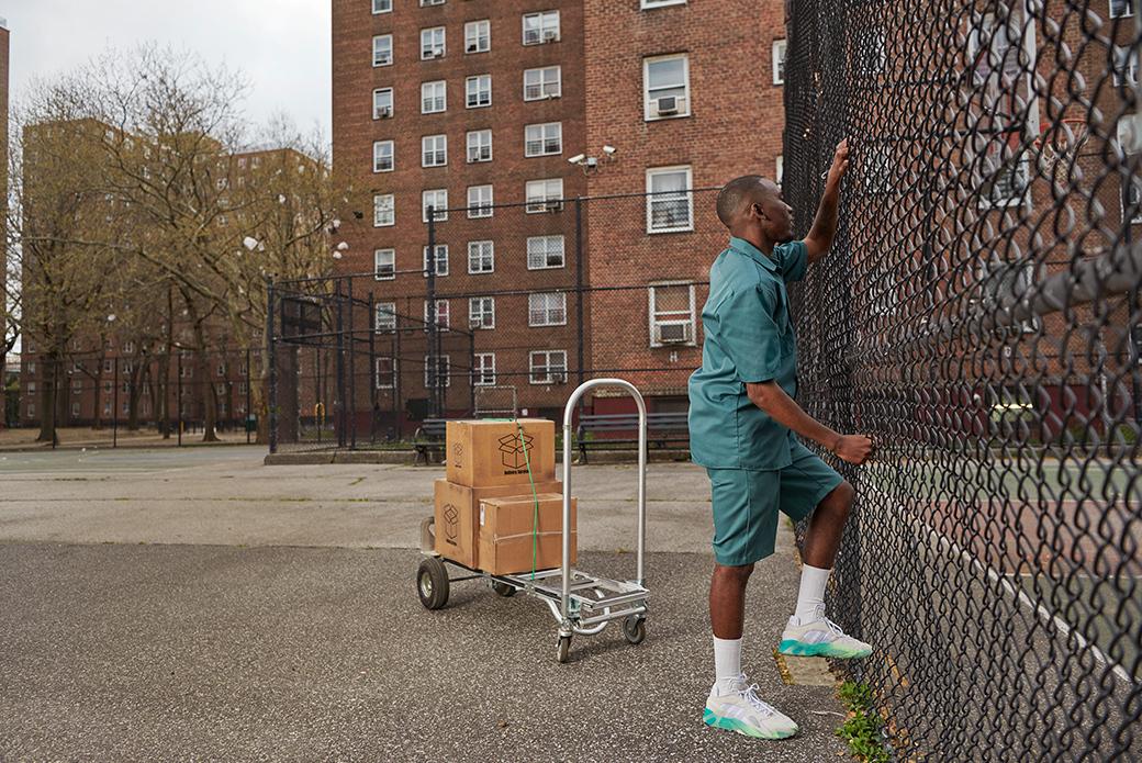 adidas Originals Streetball: икона уличного баскетбола