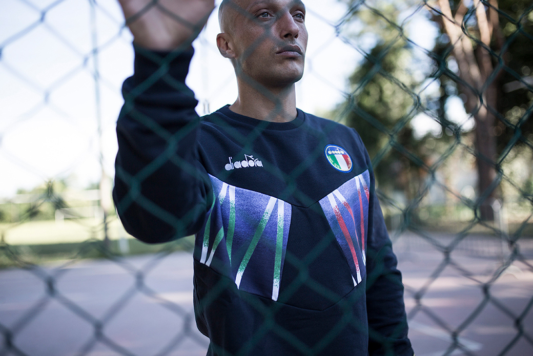 Diadora × Roberto Baggio: футбольный триумф