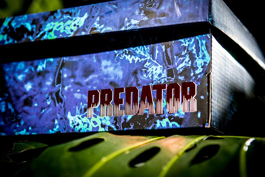 "Reebok DMX Run 10 ""Predator"": киноколлаборация года"