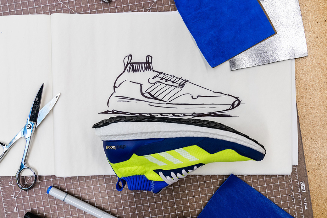 adidas Consortium UltraBOOST Mid Prototype: дух экспериментов