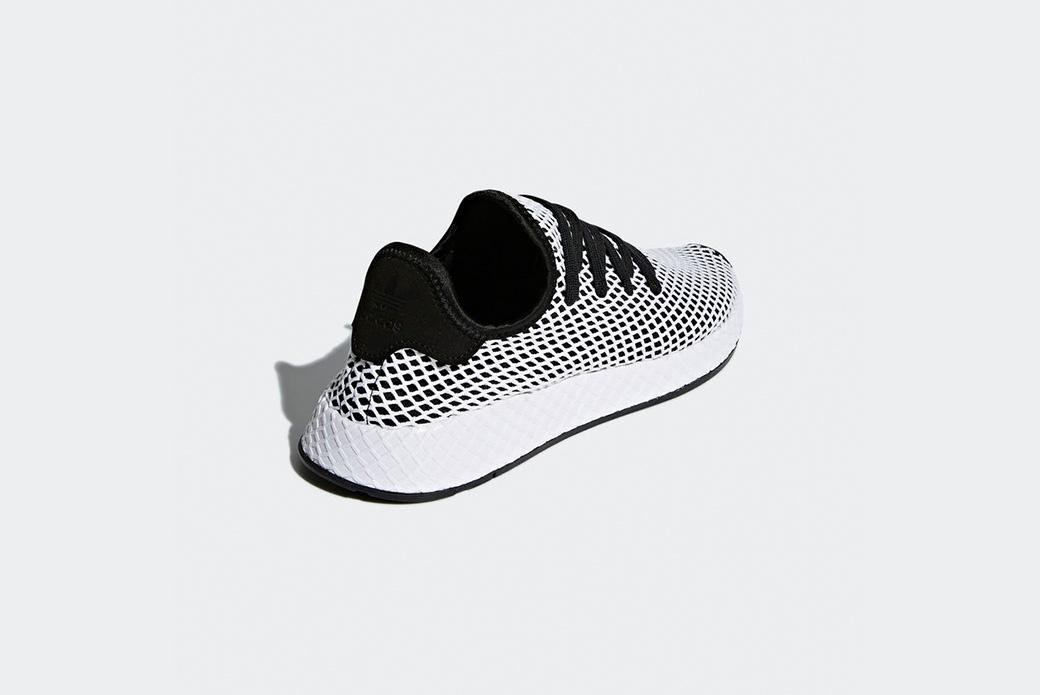 adidas Originals Deerupt: громкий минимализм