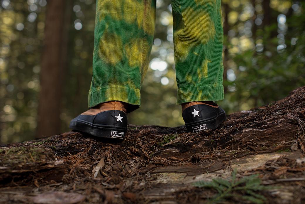 Converse × A$AP NAST Jack Purcell: утилитарный стиль