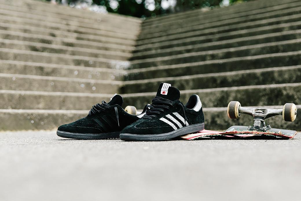 Adidas Consortium: любовь к истории
