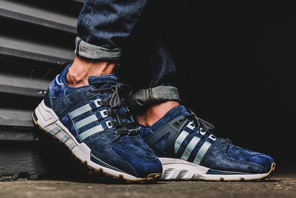 adidas Originals EQT Running Support: берлинский марафон