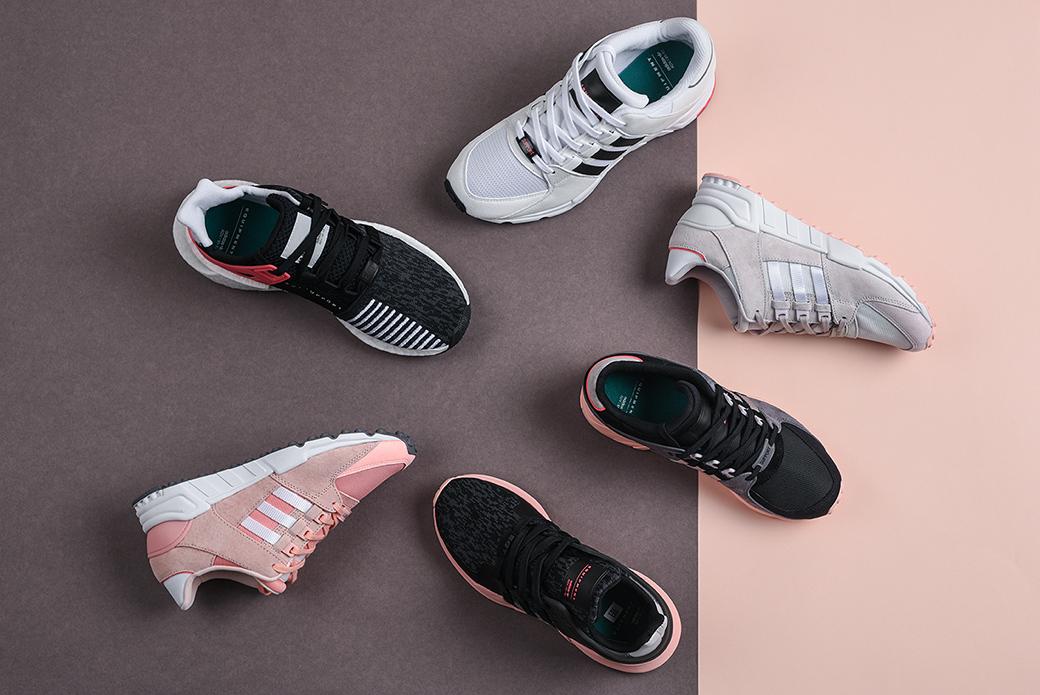 adidas Originals EQT: только необходимое