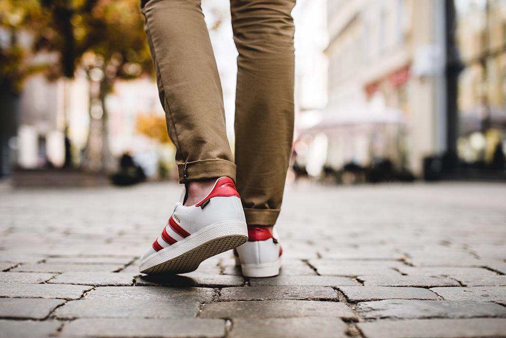 adidas Originals Gazelle GTX City Pack: две столицы России