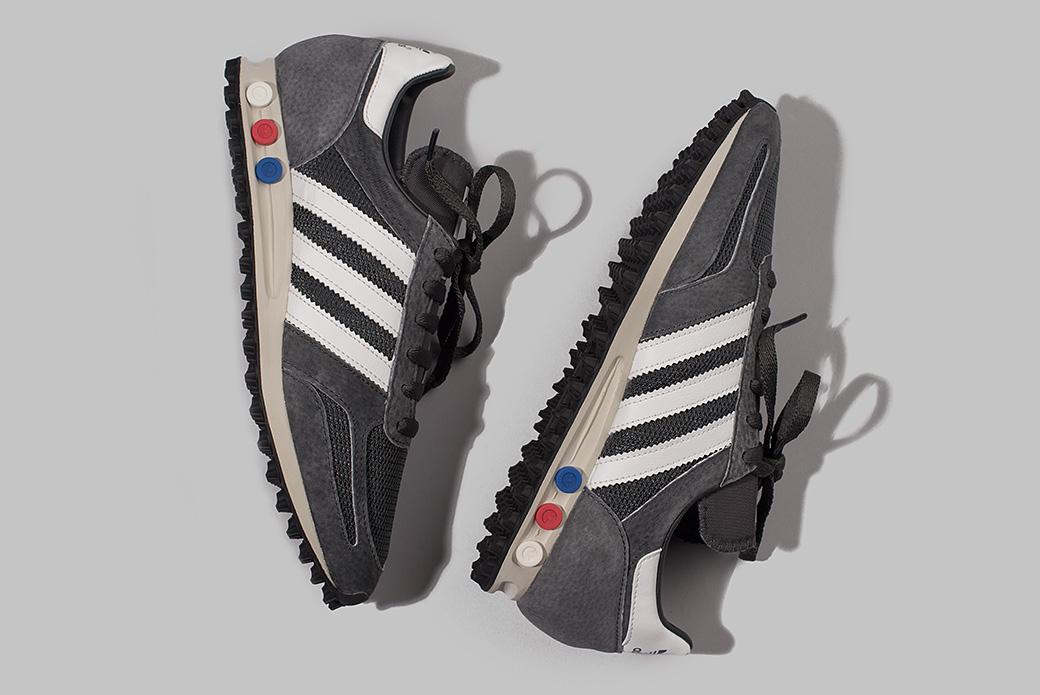 adidas Originals LA Trainer: переиздание олимпийского силуэта