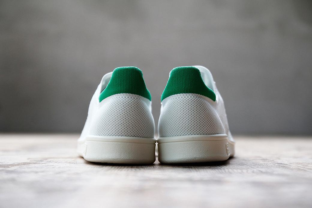 adidas Originals Stan Smith Primeknit: легенда тенниса в новой обработке