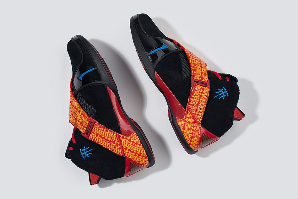 adidas Originals T-MAC 5: герои баскетбольных площадок