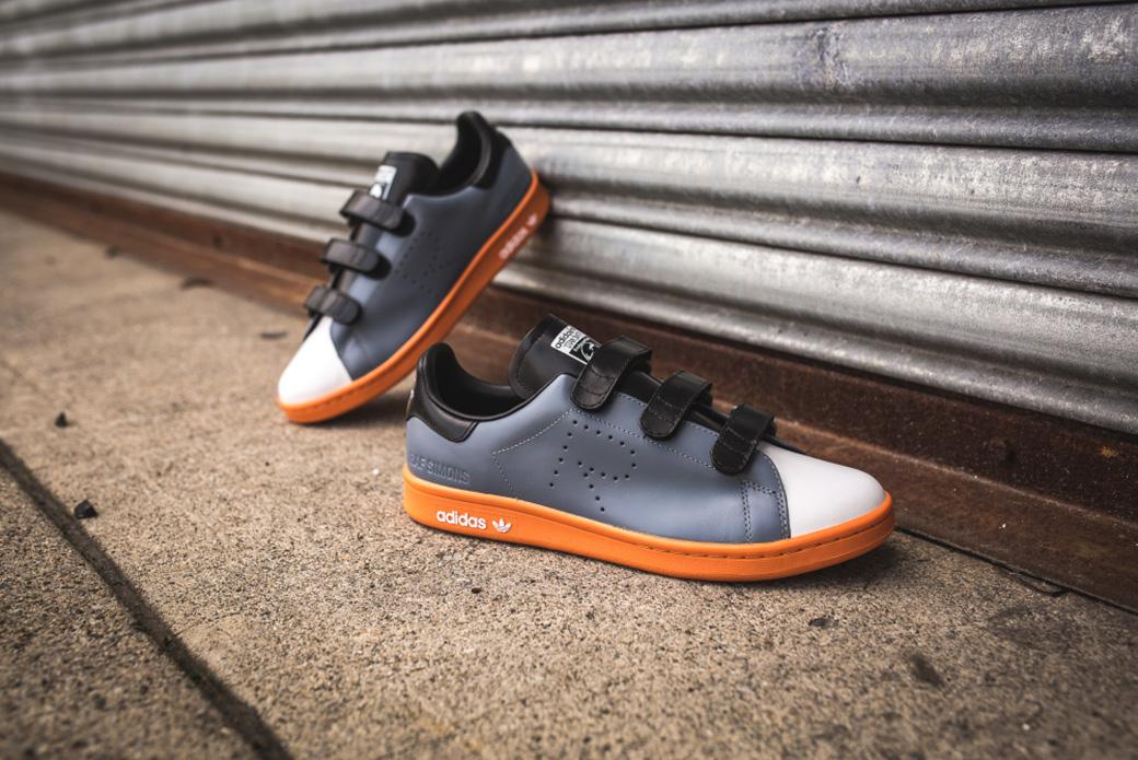 Adidas Originals × Raf Simons: минимализм в развороте