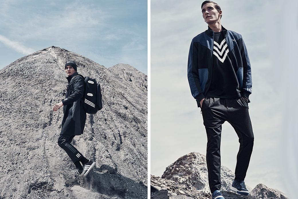adidas Originals × White Mountaineering: неизбежное продолжение