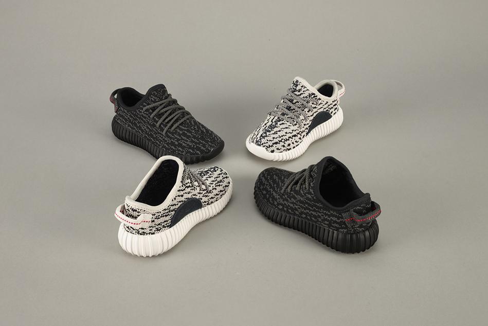 adidas Originals YEEƵY BOOST INFANT: первый детский релиз