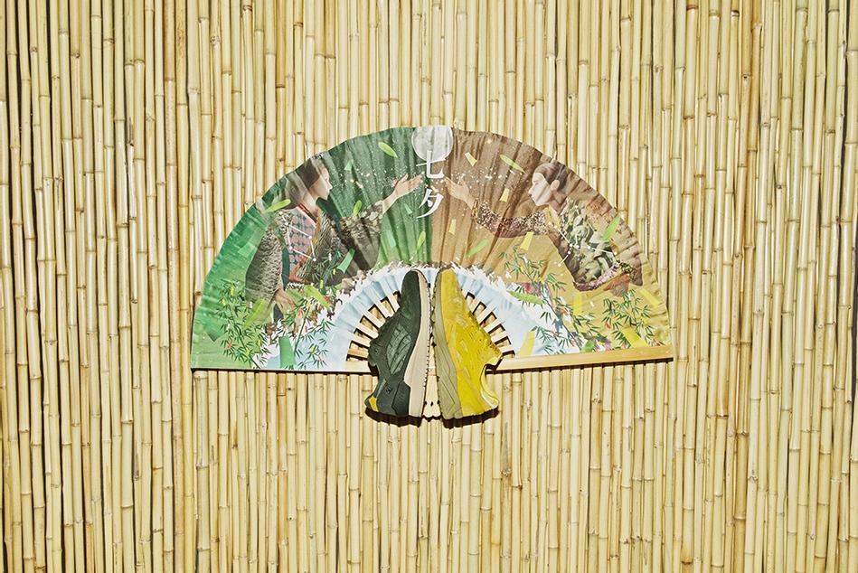 Asics Gel Tanabata Pack: Хайку о невозможной любви