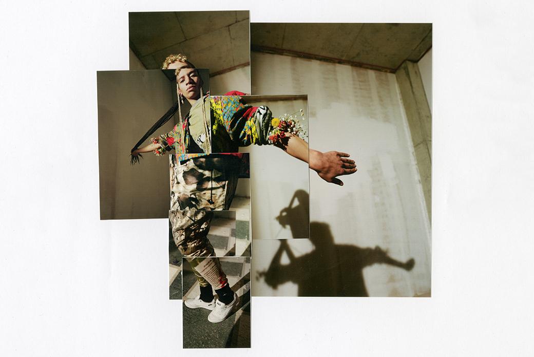 ASICS × Vivienne Westwood: живописные детали
