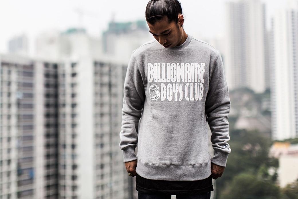 Billionaire Boys Club: дружба двух континентов