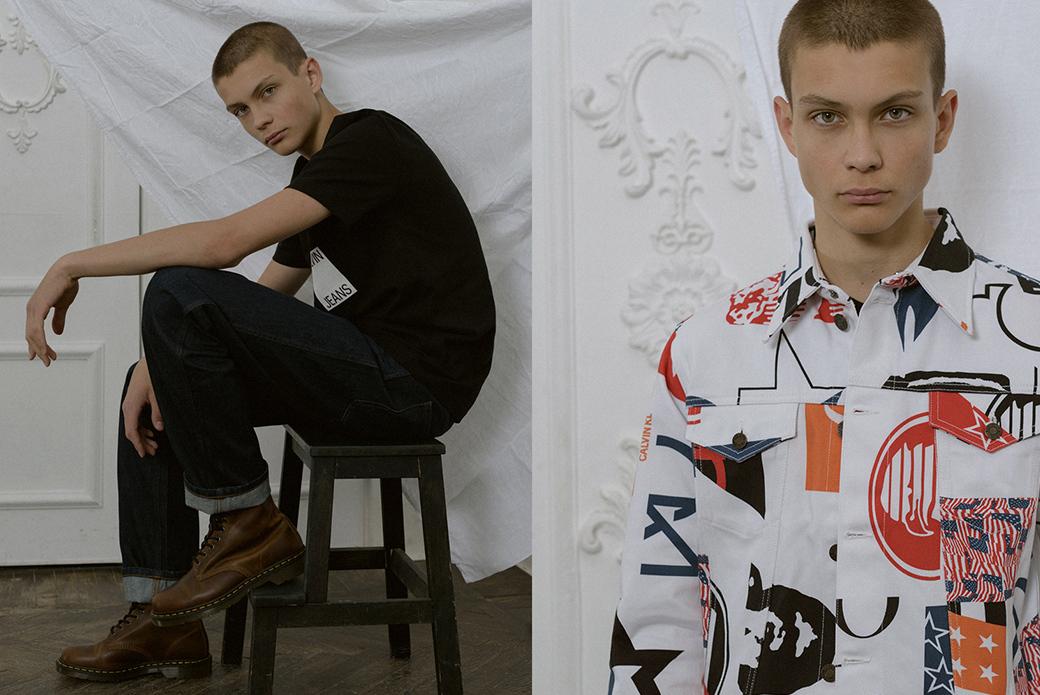 Calvin Klein Jeans Est. 1978: новое видение
