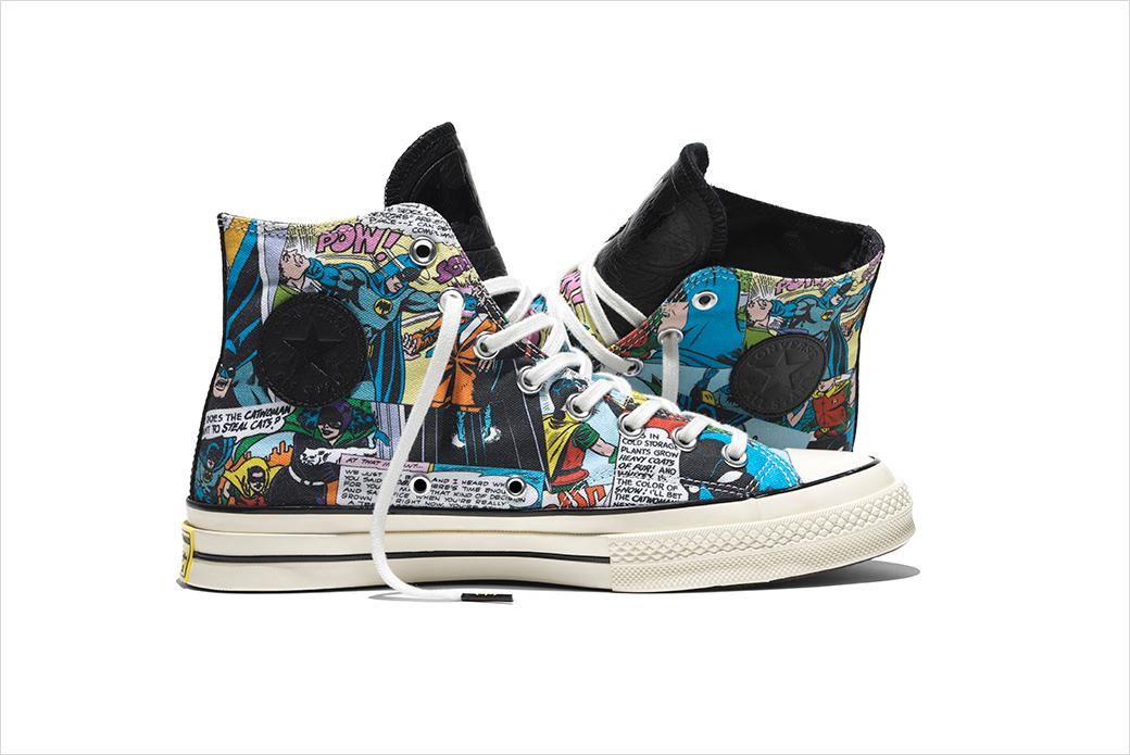 Converse × DC Comics Chuck Taylor All Star: тридцать лет возвращению