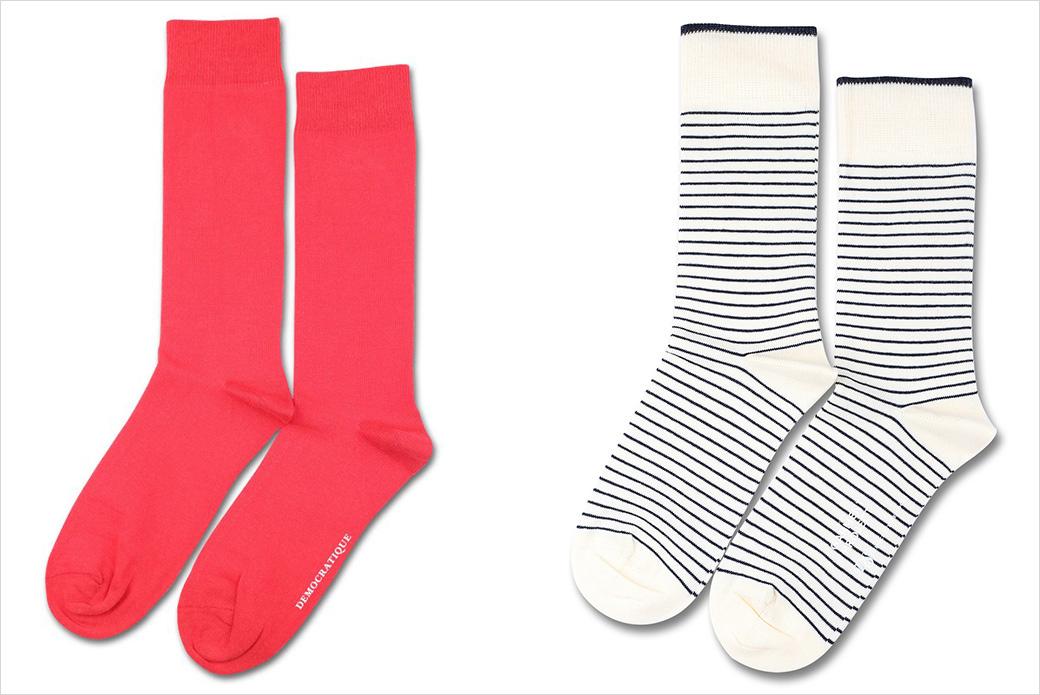 Democratique Socks: предложение на спрос