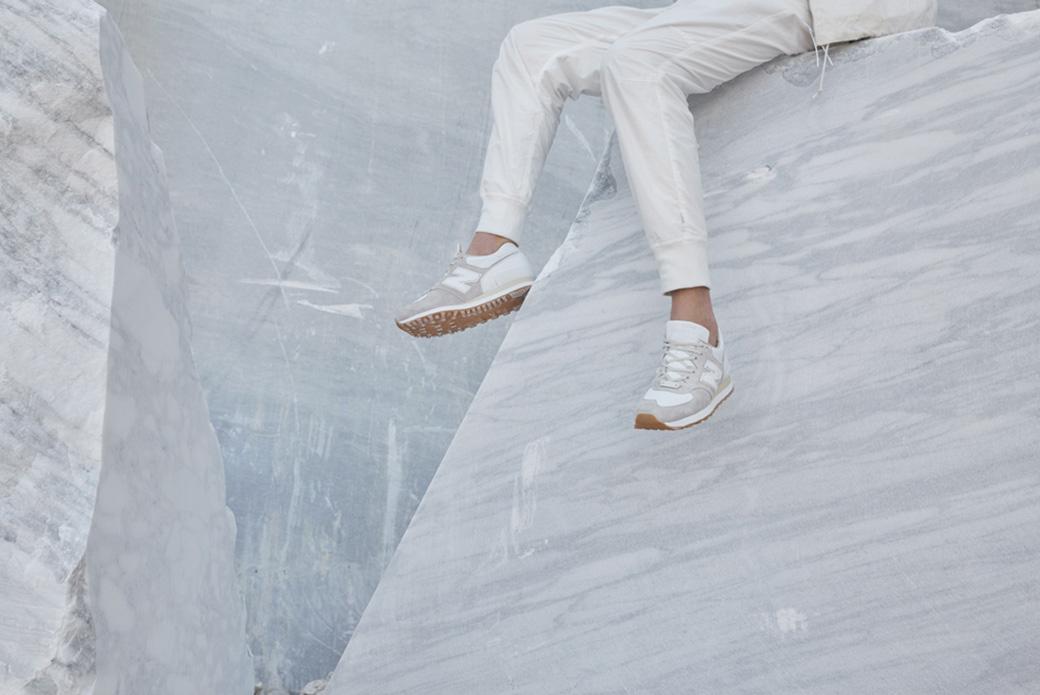 New Balance × END.: скульптура будущего