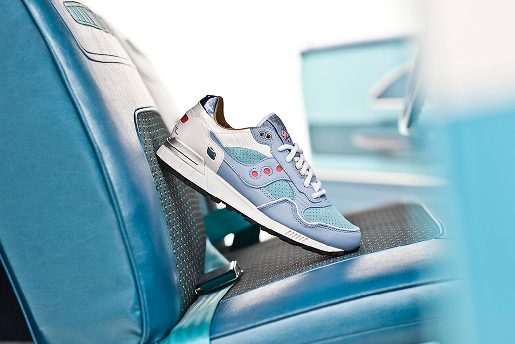 Saucony × Extra Butter Shadow 5000 For the People: сила выбора