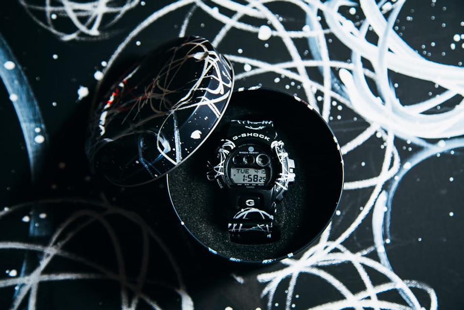 G-SHOCK x Futura: наручная история граффити